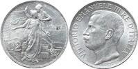 2 Lire 1911 Italien 2 Lire 1911 Italien  -...