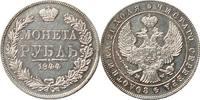 Rubel 1844 Russland . 1 Rubel 1844 MW (War...