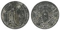 10 Pfennig 1920 Danzig 10 Pfennig 1920 Dan...