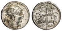 Denar 134 Italien Denar, 134 v.u.Z., Rom f...