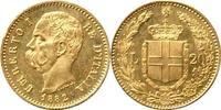 20 Lire 1882 Italien 20 Lire 1882 Italien ...