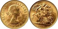 Sovereign 1958 Großbritanien 1 Sovereign 1...