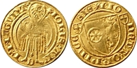 Goldgulden 1409 Mainz . Goldgulden o. J. (...