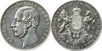 2 Taler 1854 Hannover 2 Vereinstaler 1854 ...