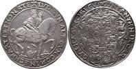 1 Taler 1609 Schwarzburg 1 Taler 1609 (Erf...