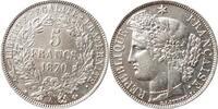Franc 1870 Frankreich 5 Franc 1870  -- Fra...