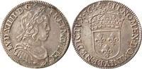1/4 Ecu 1644 Frankreich 1/4 ECU 1644 Point...