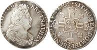 1/2 Ecu 1704 Frankreich 1/2 ECU 1704 A -- ...