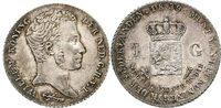 1 Gulden 1839 Niederländisch-Indien 1 Guld...