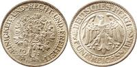 5 Reichsmark 1932 F Weimarer Republik 5 Re...