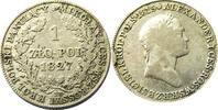 Zloty 1827 Polen 1 Zloty 1827 -- Polen/Rus...