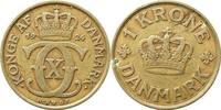 1 Krone 1924 Danemark 1 Krone 1924 Danemar...