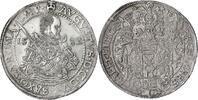 1 Taler 1556 Sachsen Reichstaler 1556 Anna...