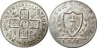 1 Batzen 1826 Schweiz 1 Batzen 1826 Basel ...