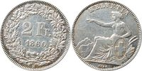 2 Franc 1860 Schweiz 2 Franc 1860 Schweiz ...