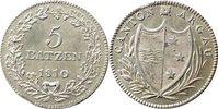 5 Batzen 1810 Schweiz 5 Batzen 1810 Aargau...