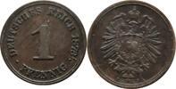 1 Pfennig 1873 Kaiserreich 1 Pfennig 1873 ...