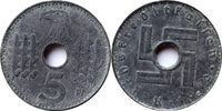 5 Reichspfennig 1940 J Reichskreditkasse 5...