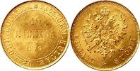 10 Markka 1879 Finnland Finnland/ Russland...