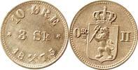 Ore 1875 Norwegen 10 Ore 1875 Norwegen - v...