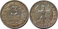 Mark 1931 G Weimarer Republik 3 Reichsmark...