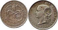 decimos 1882 Costa Rica 5 decimos 1882 übe...