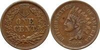 cent 1869 USA one cent 1869 USA -- Indiane...