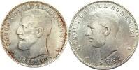 Lei 1906 Rumänien 5 Lei 1906 B -- Rumänien...