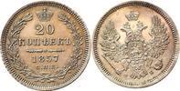 20 Kopeken 1857 Russland 20 Kopeken 1857 -...