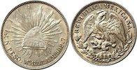 Peso 1898 Mexiko 1 Peso 1898 Mexico -- f. ...