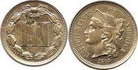 cent 1868 USA 3 cent 1868 USA -- vorzüglic...