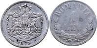 Leu 1873 Rumänien 1 Leu 1873 Rumänien sehr...