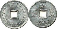Piaster 1905 Indo-Chine 1/600 Piaster 1905...