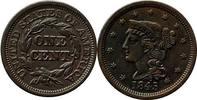 cent 1845 USA one cent 1845 USA -- vorzüglich