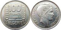 Franc 1950 Algerien 100 Franc 1950 -- Alge...