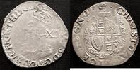 1/2 crown 1625-1649 Großbritanien . 1/2 cr...