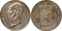 Gulden 1848 Niederlande 2,5 Gulden 1848 Ni...