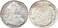 1 Taler 1765 Bayern 1 Madonnataler 1765 Am...
