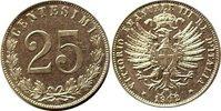 centimes 1902 Italien 25 centimes 1902 Ita...