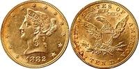 10 Dollar 1882 USA 10 Dollar 1882 --  USA ...