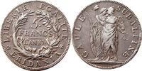 5 Fancs 1802 Italien 5 Francs 1802 Lan II ...