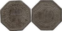 10 Pf 1918, Horb (Württemberg) - Amtskörpe...