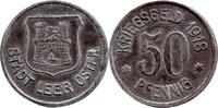50 Pf 1918, Leer i. Ostfr. (Hannover) - St...