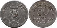 50 Pf 1918 Tuttlingen (Württemberg) - Stad...