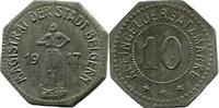 10 Pf 1917 Belgern (Provinz Sachsen) - Sta...