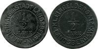 ½ Mark o. J. Landsberg/W. (Brandenburg) - ...
