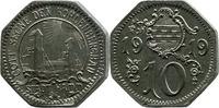 10 Pf 1919, Hamm (Westfalen) - Stadt,  ss-...