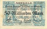 50 Mia. Mark 1.11.1923, Haslach, Hausach ....