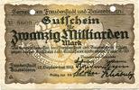20 Mrd. Mark 22.9.1923, Freudenstadt, Baie...