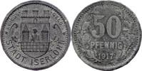 50 Pf 1917, Iserlohn (Westfalen) - Stadt,  ss